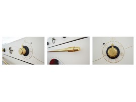 Cuptor electric 60IN 2040 Analog Beige