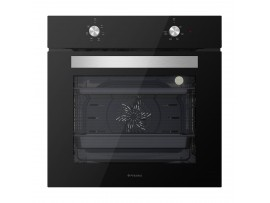 Cuptor electric Pyramis 60IN 8010 Black S1