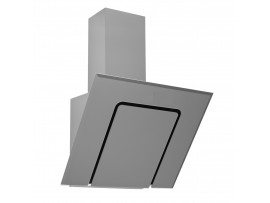 Hota Decorativa SQUARE Sticla Gri 3423